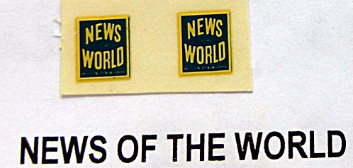 News Of The World  (Mabex)