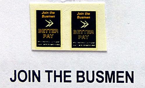 Join The Busmen