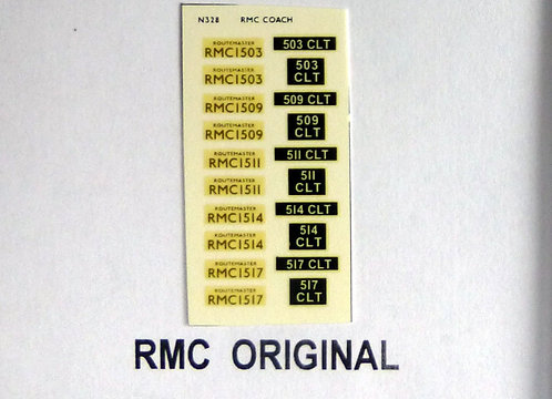 Gold RMC1503, RMC1509, RMC1511, RMC1514, RMC1517