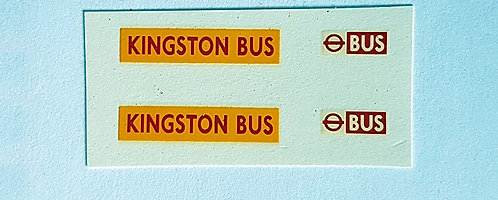Fleet Names  Kingston Bus