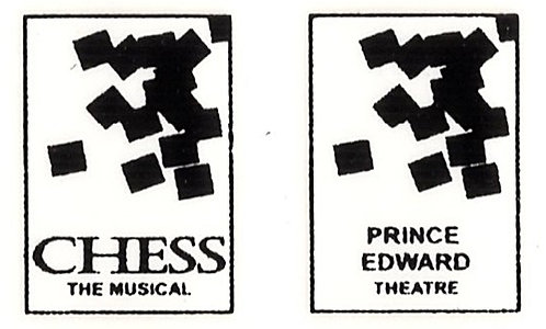 CHESS FRONT ADVERTS