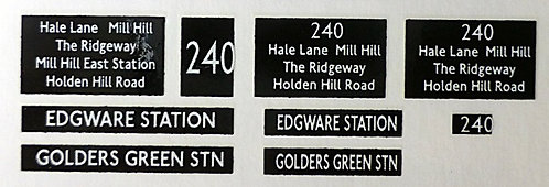 New RT Blind Route 240