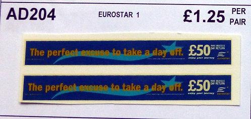 Eurostar 1
