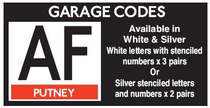 AF In Sliver Or White