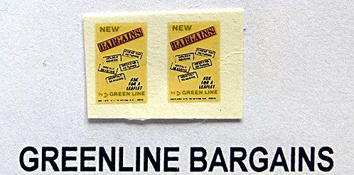 Green Line Bargains
