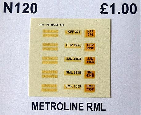 White RML893, RML2299, RML2446, RML2634, RML2755