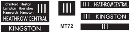 New M / T  Blinds Route 111