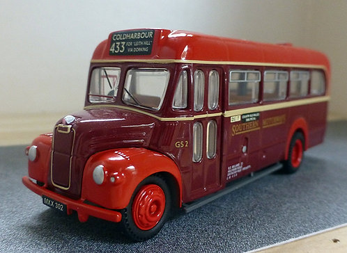 Code 3 COUNTRY BUS RALLIES GS