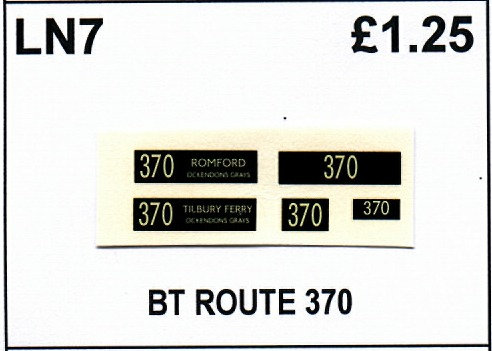 SNB Route 370