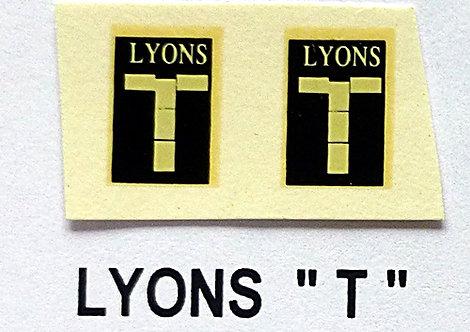 Lyons T