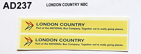 London Country NBC