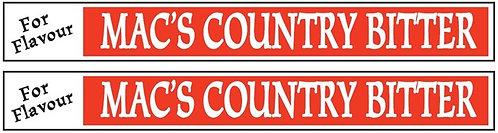 Macs County Bitter