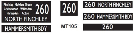 M / T  Blinds Route 260