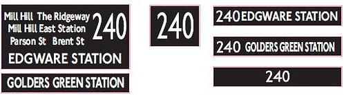M / T Route 240