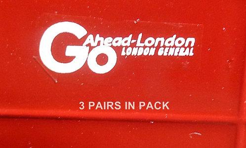 GO AHEAD LONDON GENERAL MODERN FLEET NAMES