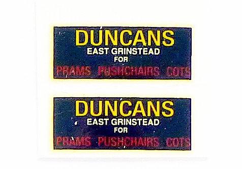 Duncans Prams