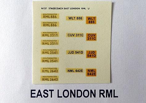Gold RML886, RML2311, RML2541, RML2642