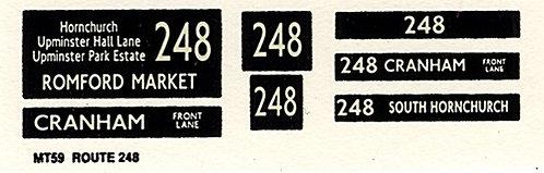 M / T Route 248
