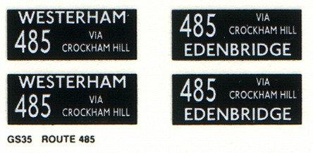 GS Route 485