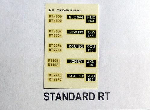 Gold RT4300, RT2504, RT2264, RT1061, RT2270