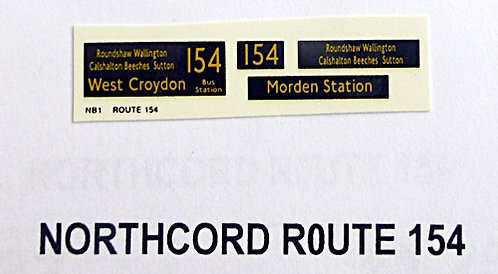 Northcord Route 154