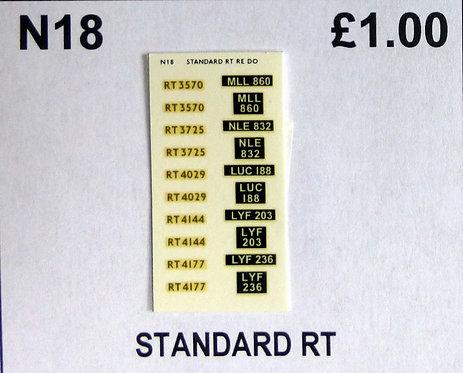 Gold RT3725, RT4029, RT3570, RT4144, RT4177