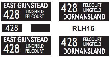 RLH Blinds Route 428