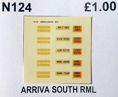White RML885, RML2313, RML2501, RML2647, RML2740