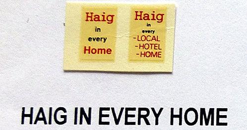 Haig Every Home