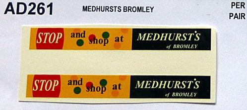Medhursts Bromley