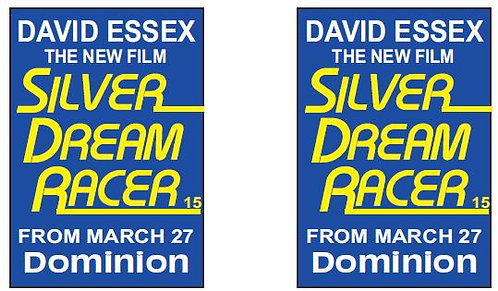FRONT AND REARS DAVID ESSEX