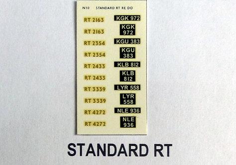 Gold RT2163, RT2354, RT2433, RT3339, RT4272