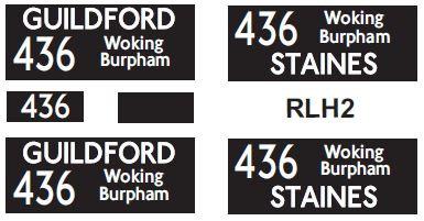 RLH Blinds Route 436