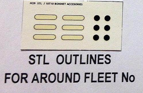 Misc:  STL Fleet No Surrounds
