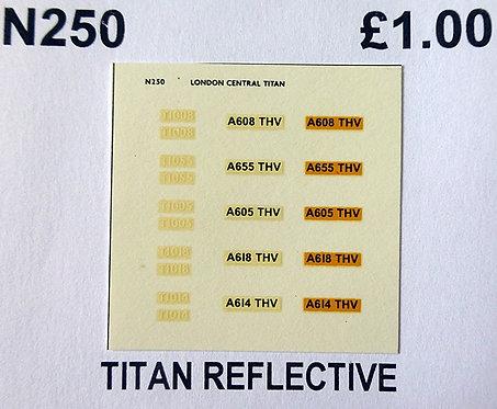 White T1005, T1008, T1014, T1018, T1055