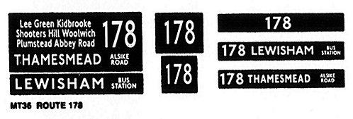 M / T Route 178