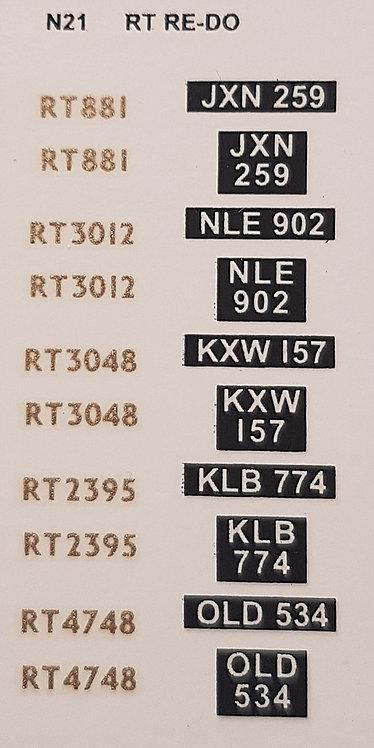 Gold RT881, RT3012, RT4748, RT3048, RT2395