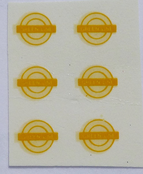 Fleet Names  Green Line Roundels