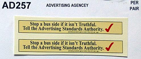 Advertising Standards