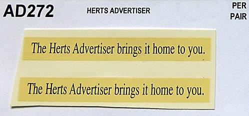 Herts Advertiser