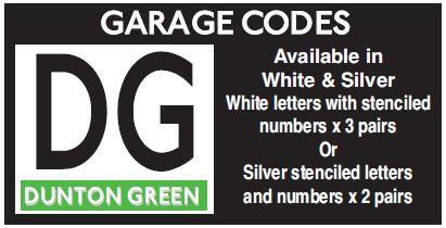 DG In Sliver Or White