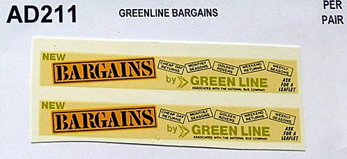 Green Line Bargains