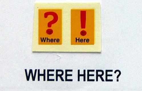 Where Here?