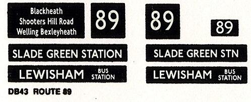 DMS Route 89