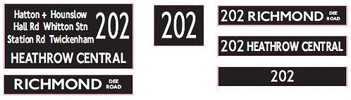 M / T Route 202