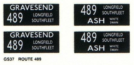 GS Route 489