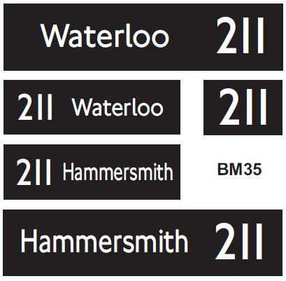New LT (Borismaster)  Route 211