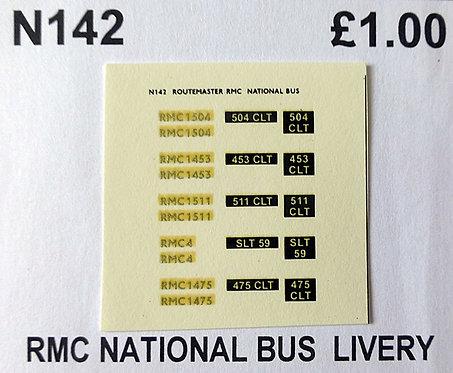 Silver RMC4, RMC1453, RMC1475, RMC1504, RMC1511