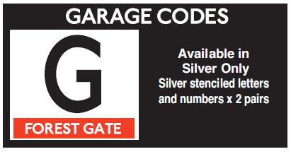 G In Sliver Only