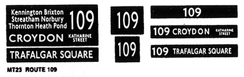 M / T Route 109